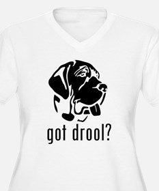 Got Drool Plus Size T-Shirt