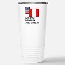 Funny Half Travel Mug