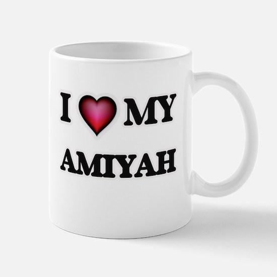 I love my Amiyah Mugs