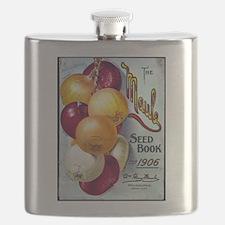 Onions on Maule Seed Book 1906 Flask