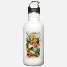 1898 Plant and Seed Gu Water Bottle