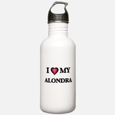 I love my Alondra Sports Water Bottle