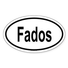 FADOS Oval Decal