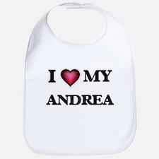 I love my Andrea Baby Bib