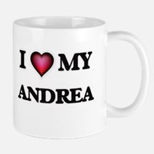 I love my Andrea Mugs