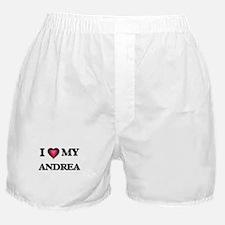 I love my Andrea Boxer Shorts