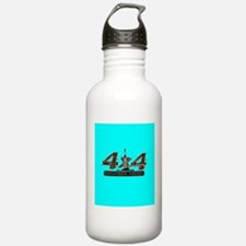 4X4 RIG UP CAMO Water Bottle