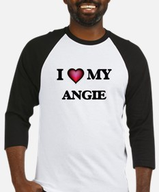 I love my Angie Baseball Jersey