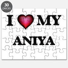 I love my Aniya Puzzle