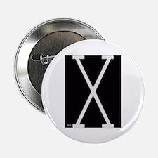 """Malcolm X 2.25"""" Button"""