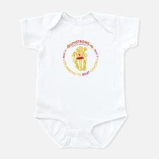 drumSTRONG Infant Bodysuit