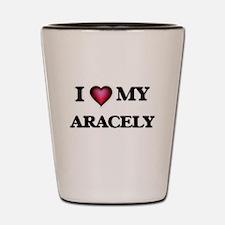 I love my Aracely Shot Glass