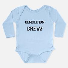 Demolition Crew Body Suit