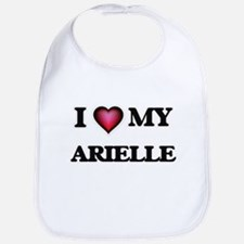 I love my Arielle Baby Bib