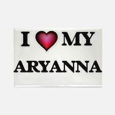 I love my Aryanna Magnets