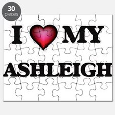 I love my Ashleigh Puzzle