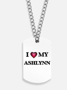 I love my Ashlynn Dog Tags
