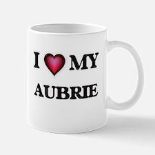 I love my Aubrie Mugs