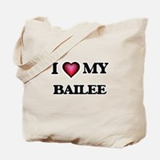 I love my Bailee Tote Bag