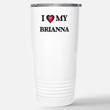 I love my Brianna Travel Mug