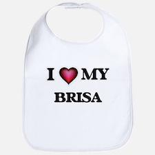I love my Brisa Baby Bib