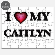 I love my Caitlyn Puzzle