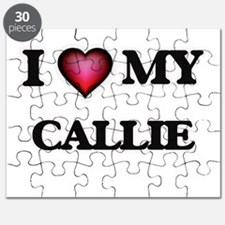 I love my Callie Puzzle