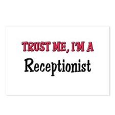 Trust Me I'm a Receptionist Postcards (Package of