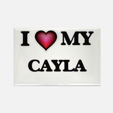 I love my Cayla Magnets