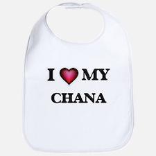 I love my Chana Baby Bib