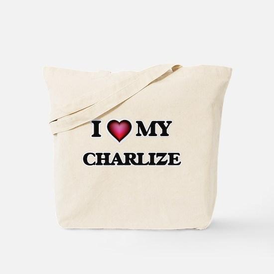 I love my Charlize Tote Bag