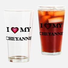 I love my Cheyanne Drinking Glass