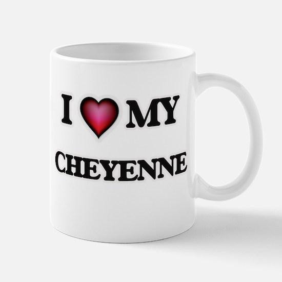 I love my Cheyenne Mugs