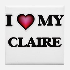 I love my Claire Tile Coaster