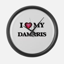 I love my Damaris Large Wall Clock