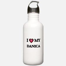 I love my Danica Sports Water Bottle