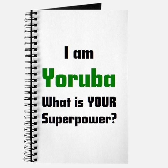i am yoruba Journal
