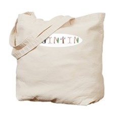 Nature Letters Quintin Tote Bag