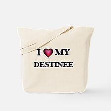 I love my Destinee Tote Bag