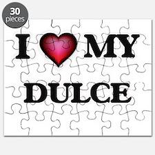 I love my Dulce Puzzle