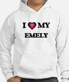 I love my Emely Sweatshirt