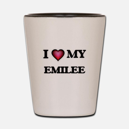 I love my Emilee Shot Glass