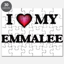 I love my Emmalee Puzzle