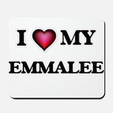 I love my Emmalee Mousepad