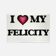 I love my Felicity Magnets
