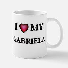 I love my Gabriela Mugs