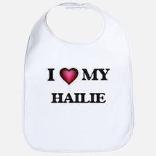 I love my Hailie Baby Bib