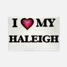 I love my Haleigh Magnets