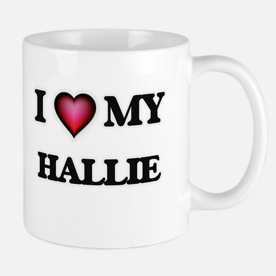 I love my Hallie Mugs