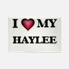 I love my Haylee Magnets